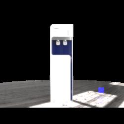 정면_HWJ-L110 화이트-다크블루