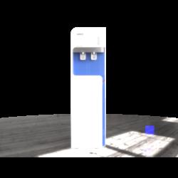 정면_HWJ-L110 화이트-라이트블루