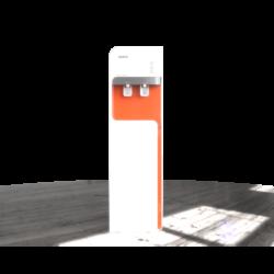 정면_HWJ-L110 화이트-오렌지