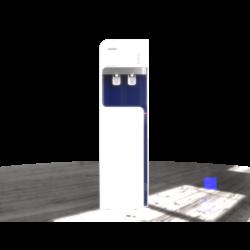 정면_HWJ-M110 화이트-다크블루