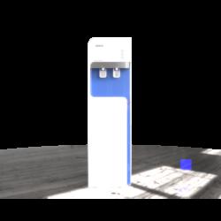 정면_HWJ-M110 화이트-라이트블루